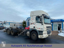 Camion DAF CF 85.460 Fahrgestell Liftachse Euro V châssis occasion
