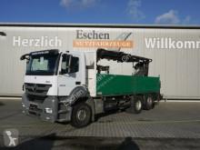 Камион Mercedes 2536 L Axor, Atlas 165.2 V-A12, Lift/Lenk, EUR5 шпригли втора употреба