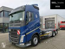 Volvo FH 500 / 2 Tanks / Liftachse / German LKW gebrauchter Fahrgestell