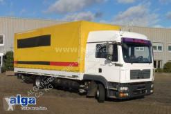 MAN tarp truck 12.240 TGL/Schlafkabine/LBW/AHK/Klima