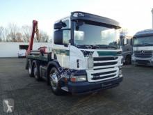 Camion benne Enrochement Scania P360 Absetzkipper