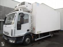 Iveco mono temperature refrigerated truck Euro Cargo 75 E 16 , Reefer truck , Spring Suspension