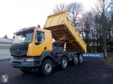 Renault three-way side tipper truck Kerax 450 DXi