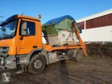 Mercedes Actros 1841 L 4x2 1841 L 4x2 Autom./Klima truck used skip
