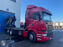 Scania chassis truck R R490
