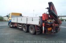 Renault flatbed truck Premium 340