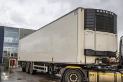 Chereau egyhőmérsékletes hűtőkocsi teherautó CARRIER VEKTOR 1850 MT+DHOLLANDIA 3T.+ ESSIEU DIRECTIONNEL