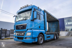 Camion MAN TGX 26.440 fourgon brasseur occasion