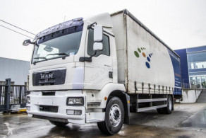MAN TGM 18.250 truck used box