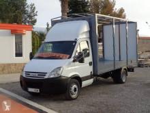 Camión Iveco Daily 65C18 caja abierta usado