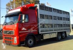 Teherautó Volvo használt állatszállító pótkocsi
