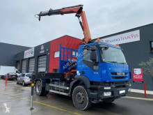 Camion Iveco Trakker 310 plateau standard occasion