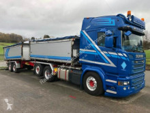 Scania tipper truck R490