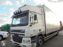 DAF CF85 truck used tautliner