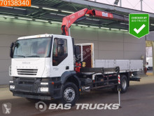 Iveco flatbed truck Stralis