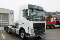 Volvo skip truck FH 460 6x2 Abroller Meiler RS21.70*