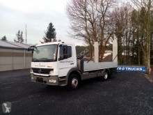 Mercedes Atego 1218 truck used flatbed