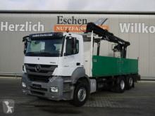 Lastbil Mercedes 2536 L Axor 6x2, Atlas 165.2 V-A12, Lift/Lenk platta häckar begagnad
