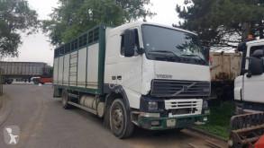 Volvo FH12 420 truck used livestock trailer