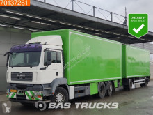 MAN box trailer truck TGA 26.320