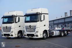 Camión MERCEDES-BENZ ACTROS / 2545 / E 6 / BDF + WINDA / ACC portacontenedores usado