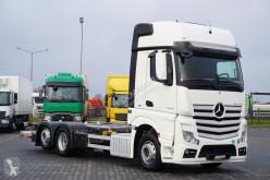MERCEDES-BENZ ACTROS / 2545 / E 6 / BDF + WINDA / ACC грузовое шасси б/у