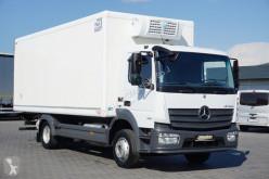 Ciężarówka MERCEDES-BENZ ATEGO / 1221 / E 6 / CHŁODNIA / 15 EUROPALET chłodnia używana