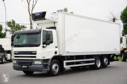 DAF hűtőkocsi teherautó CF / 75.360 / EURO 5 / 6 X 2 / CHŁODNIA + WINDA