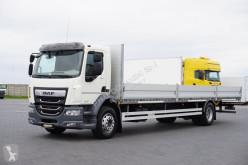DAF flatbed truck LF / 320 / EURO 6 / MANUAL / SKRZYNIOWY / DL. 9,7