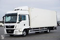 Ciężarówka MAN TGL / 12.250 / E 6 / KONTENER + WINDA / 18 PALET furgon używana