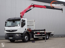 Renault Premium 270 DXI truck used flatbed