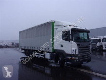Scania G 360 truck used tautliner