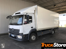 Mercedes Atego 1218NL truck used box
