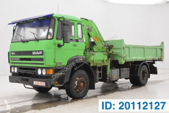 DAF 1900 truck used tipper