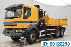 Kamión korba Renault Kerax 370