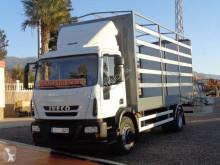 Camión Iveco Eurocargo ML 180 E 28 caja abierta usado
