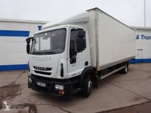 Iveco plywood box truck Eurocargo 120 E 22
