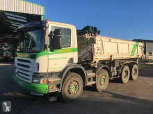 Camion Scania P 113P380 benne occasion
