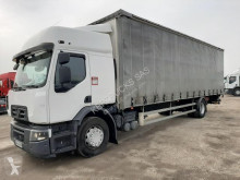 Renault Gamme D D19 WIDE 320 EURO 6 truck used tautliner