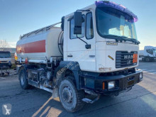 MAN oil/fuel tanker truck F2000 19.314