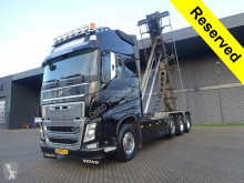 Lastbil containervogn Volvo FH16 750