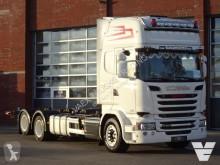 Teherautó Scania R 580 használt BDF