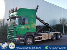 Ciężarówka Hakowiec Scania R 560