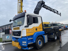 MAN flatbed truck TGS 26.440
