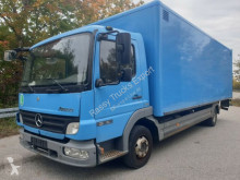 Mercedes box truck 816 Koffer, Automatik, Blatt-BlattTÜV-Jan-2021