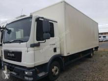 MAN box truck TGL 12.220 EURO-5