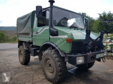 Camión Unimog 424 Neu TüV, Top Zustand, Oltimer volquete usado