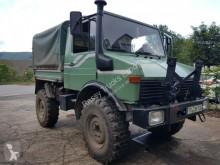 Unimog tipper truck 424 Neu TüV, Top Zustand, Oltimer