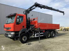 Renault Kerax 380.26 truck used tipper