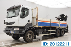 Renault plató teherautó Kerax 370